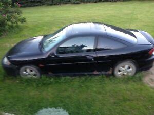 2002 Chevy cavalier PARTS
