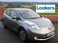 Nissan Leaf TEKNA (grey) 2016-11-21