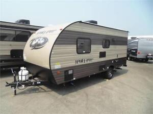 Forest River WOLF PUP 16FQ TRAILER