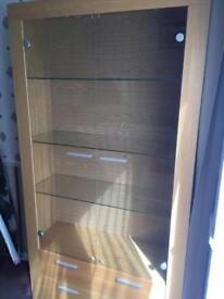 Homebase Display Cabinet