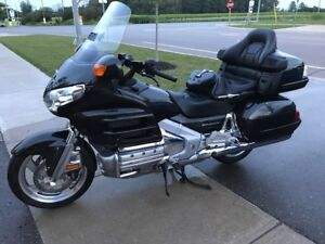 2007 Honda Goldwing GL1800 – original owner - Stouffville