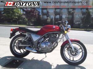 1986 Yamaha SRX600 Super Single