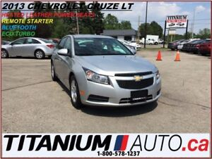 2013 Chevrolet Cruze LT-2+Leather Heated Power Seats+Remote Star