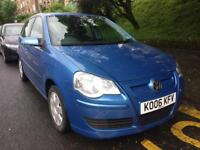 2006 Volkswagen Polo Automatic Low Mileage