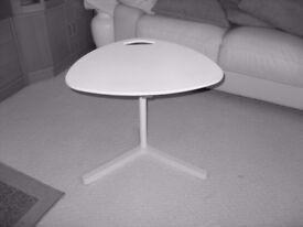 Ikea White Laptop Table