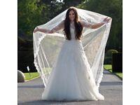 Beautiful Sophia Tolli Prinia Wedding Dress