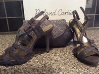 Ladies Designer shoes & bag
