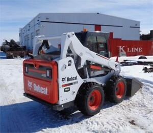 2016 Bobcat S590 ACS Skid Steer