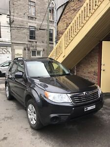 Subaru Forester 2.5 X 2010 Automatique