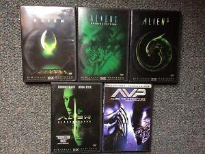 Alien Movies on DVD