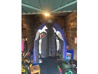 Motorbike jacket size large