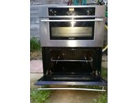 DOUBLE OVEN AND GRILL - DIPLOMAT