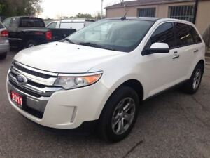 2011 Ford Edge SEL LTHR PANO ROOF 2 SETS OF TIRES