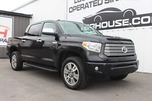 2014 Toyota Tundra Platinum 5.7L V8 LEATHER, SUNROOF NAVIGATI...