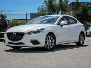 2014 Mazda MAZDA3 GS SKY HEATED SEATS 0.9% FINANCE!!!