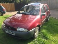 Fiesta fusion 1.25,9 Months MOT,Great Runner Cheap and Reliable Ideal 1st Car or Run around.
