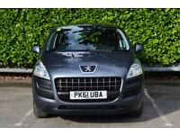 Peugeot 3008 Crossover 1.6e-HDi ( 112bhp ) Auto Access