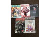 Dark horses comic bundle