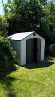 Shed Installation Services - When you don't have the time to DIY