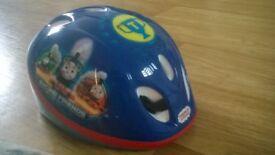 Thomas the tank engine Childs bike helmet