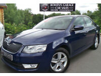 2013 (63) SKODA OCTAVIA 1.6 SE TDI CR 5DR - 1 OWNER - LOW MILES - NIL TAX - FSH