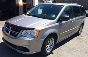 2013 Dodge Grand Caravan SXT Stow'n'go ONLY $126.71 biweekly*