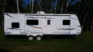 26' 2012 Heartland Trailrunner Trailer