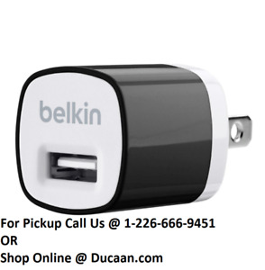 NEW BELKIN MIXIT HOME CHARGER 1 AMP FOR IPHONE