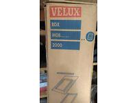 VELUX BDX MK08 2000 Single Window Insulation Kit & Felt Collars 780 x 1400mm