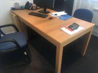 IKEA Bjursta Extendable Dining Table or Desk