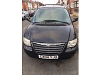 Chrysler Voyager LX auto 2004 model 5 door 7 seater cheap but reliable and in good condition