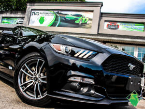 150 SALE! '16 Ford Mustang Premium+Leather+LIKE NEW!! $143/Pmts!