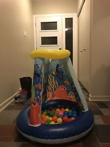 Finding Nemo Ball pit