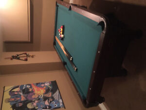 Used Halex Pool table