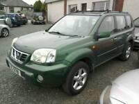 02 Nissan X trail 5 door. 04 Toyota Verso 7 Seater 5 door.05 Honda Jazz 5 door. From £450