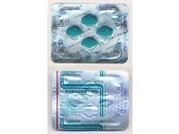 Blue/Green pill for men