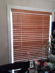 3-Wooden blind for sale ask 20.00 for all! reduce must go!