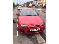 2004 MG ZR express mk2 very rare (damage to rear)