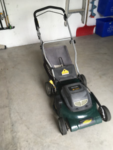 """Yardworks, 20"""", 3 in 1, Electric (corded)"""