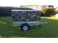 Box trailer 6x4 brand new