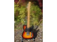 SQUIRE/FENDER/MADE IN JAPAN TELECASTER