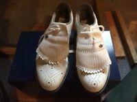 Golf Shoes, Size 9, Make Adidas,