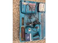 Makita SDS 24V ( batteries, charger and case)