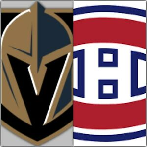 Las Vegas vs Canadien 7 nov