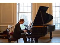 Quality & Affordable Piano Lessons with Professional Musician. £10 discount - first lesson
