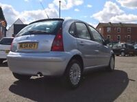 2004 CITROEN 1.6 EXCLUSIVE AUTOMATIC ** ONLY 54000 MILES + 12 MONTHS MOT + FULL SERVICE HISTORY *
