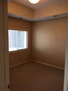 Newly renovated top floor one bedroom suite Leduc