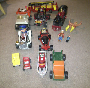 Lot of Original  Tatonka Toys