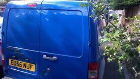 Ex British Gas - Ford Transit Connect