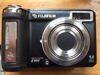 Fujifilm E900 digital camera